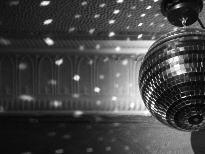 Mirror Ball Picture