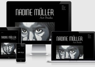 Nadine Müller – Art Studio – Frankfort